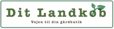 Gårdbutikker, Dit Landkøb, kort gårdbutikker, økologiske gårdbutikker, vejen til din gårdbutik