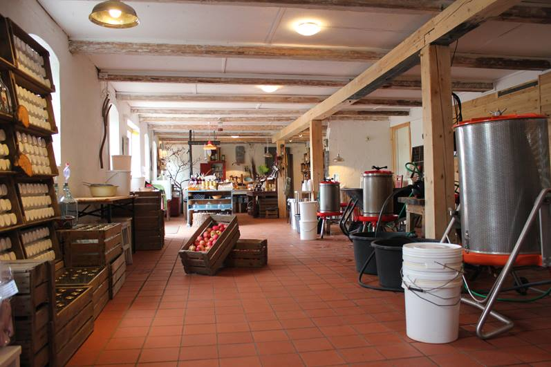 Østervang Gårdbutik - Mosteri